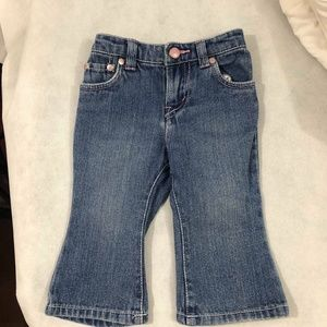 Authentic Levis for Baby Sz 12mos